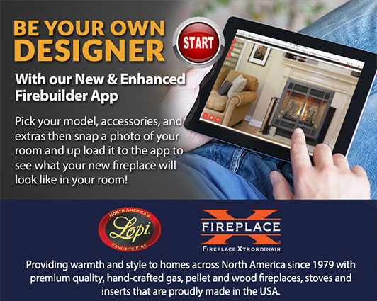 Design Your Own Fireplace