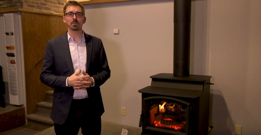Efficiency of New Wood Stoves