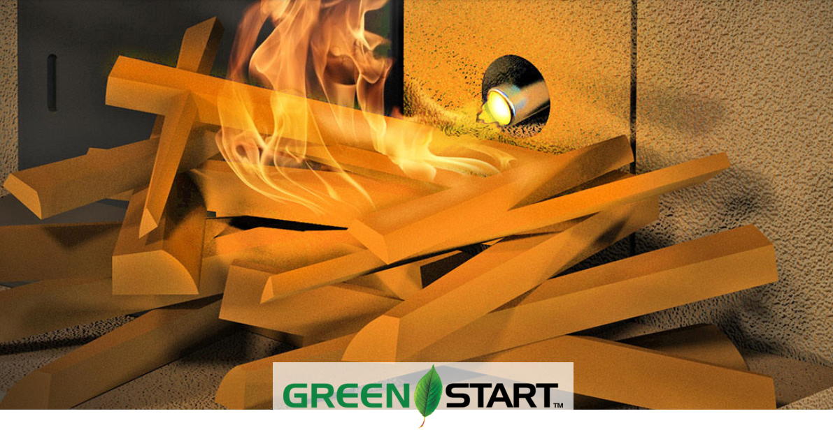 Starting Your Wood Appliance with Travis GreenStart