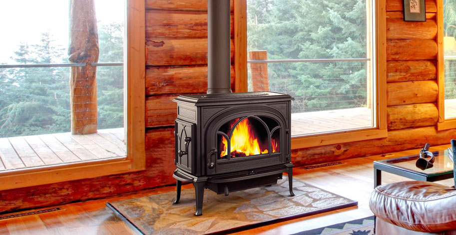How to Clean Your Jotul F 500 V3 Oslo Combustor